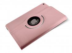 Etui iPad 10.2 7ème Génération Spin 360°-Rose