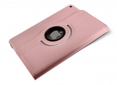 Etui iPad Mini 4 Spin 360°-Rose Clair