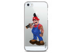 Coque iPhone 5/5S/SE Mario