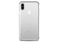 Coque iPhone X Clear Hybrid
