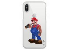 Coque iPhone XR Mario