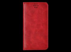Etui Samsung J5 2017 Leather Flip Flex-Rouge