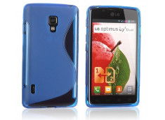 Coque LG Optimus L7-2 Grip Flex