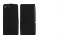 Etui Sony Xperia M5 Business Class-Noir