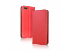 Etui Huawei P10 Lite Smart Magnet-Rouge