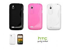 Coque HTC Desire X Silicone Grip