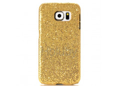 Coque Samsung Galaxy S7 Glam Shine-Or
