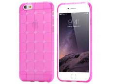 Coque iPhone 7 Flex Pink Square