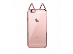 Coque iPhone 7 Plus Rosegold Ears