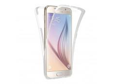 Coque Samsung Galaxy S6 Intégrale 360°-Transparent