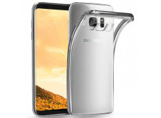 Coque Samsung Galaxy S8 Plus Silver Flex