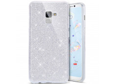 Coque Samsung Galaxy S9 Plus Glitter Protect-Argent