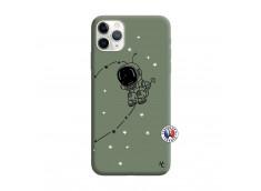 Coque iPhone 11 PRO MAX Astro Boy Silicone Vert