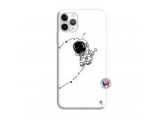 Coque iPhone 11 PRO Astro Boy Silicone Blanc