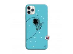 Coque iPhone 11 PRO Astro Boy Silicone Bleu