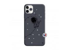 Coque iPhone 11 PRO Astro Boy Silicone Navy