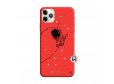 Coque iPhone 11 PRO Astro Boy Silicone Rouge