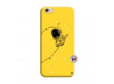 Coque iPhone 6/6S Astro Boy Silicone Jaune