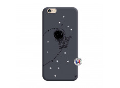 Coque iPhone 6/6S Astro Boy Silicone Navy