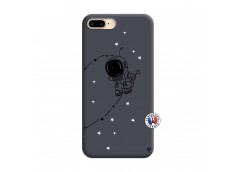 Coque iPhone 7 Plus/8 Plus Astro Boy Silicone Navy
