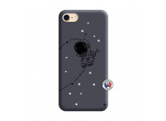 Coque iPhone 7/8 Astro Boy Silicone Navy