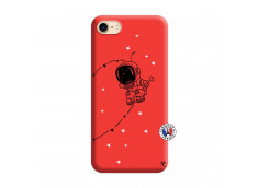 Coque iPhone 7/8 Astro Boy Silicone Rouge