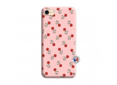 Coque iPhone 7/8/se 2020 Rose Pattern Silicone Rose
