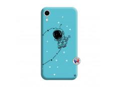 Coque iPhone XR Astro Boy Silicone Bleu