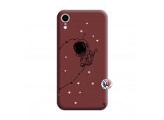 Coque iPhone XR Astro Boy Silicone Bordeaux