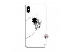 Coque iPhone XS MAX Astro Boy Silicone Blanc
