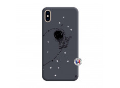 Coque iPhone XS MAX Astro Boy Silicone Navy