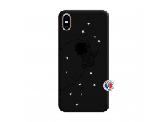 Coque iPhone XS MAX Astro Boy Silicone Noir