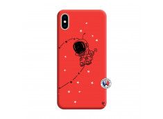 Coque iPhone XS MAX Astro Boy Silicone Rouge