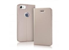 Etui iPhone 7/ iPhone 8 Smart Premium-Or