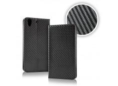 Etui Huawei P9 Lite Smart Carbon-Noir