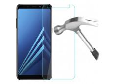 Film protecteur Samsung Galaxy A8 2018 en verre trempé