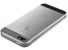 Coque iPhone 5/5S/SE QDOS Topper-Gris