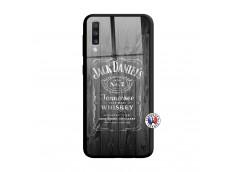 Coque Samsung Galaxy A70 Old Jack Verre Trempe