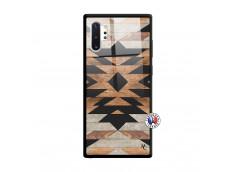 Coque Samsung Galaxy Note 10 Plus Aztec Verre Trempe