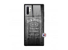 Coque Samsung Galaxy Note 10 Plus Old Jack Verre Trempe