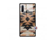 Coque Samsung Galaxy Note 10 Aztec Verre Trempe