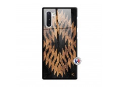 Coque Samsung Galaxy Note 10 Aztec One Motiv Verre Trempe