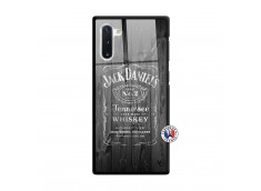 Coque Samsung Galaxy Note 10 Old Jack Verre Trempe