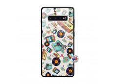 Coque Samsung Galaxy S10 Plus Mock Up Verre Trempe