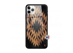 Coque iPhone 11 PRO MAX Aztec One Motiv Verre Trempe