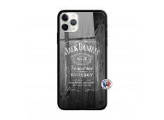 Coque iPhone 11 PRO MAX Old Jack Verre Trempe