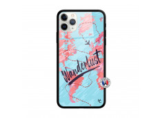 Coque iPhone 11 PRO Wanderlust Verre Trempe