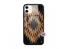 Coque iPhone 11 Aztec One Motiv Verre Trempe