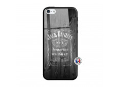 Coque iPhone 5/5S/SE Old Jack Verre Trempe