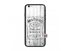 Coque iPhone 6 Plus/6s Plus White Old Jack Verre Trempe